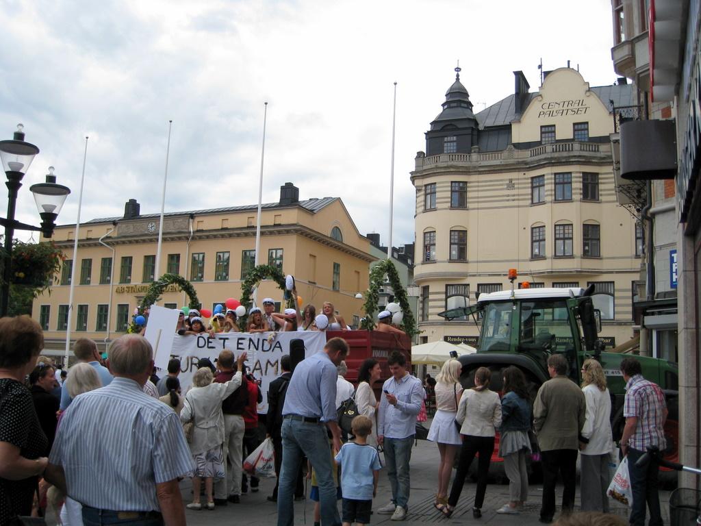 (Photo by Tero Ykspetäjä)